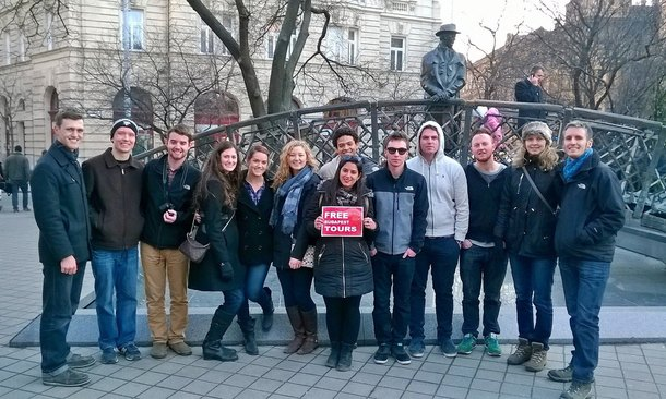 Free Communist Tour Provided by Free Budapest Tours