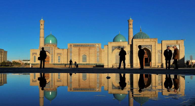 Tashkent Walking Tour Provided by Aziza Curly
