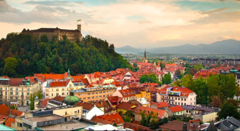 Free Tour por Ljubljana Provided by Viva's Tour