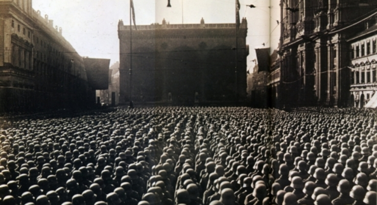 Munich Tercer Reich Tour Provided by Munich Tours en español