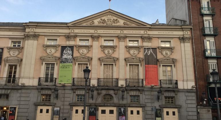 Free Tour Barrio de las Letras Spain — #5