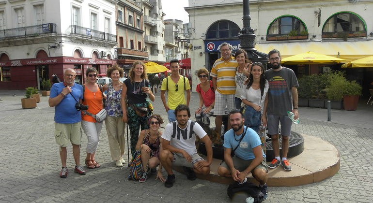 Free Tour of Ciudad Vieja Provided by Curioso Free Tour