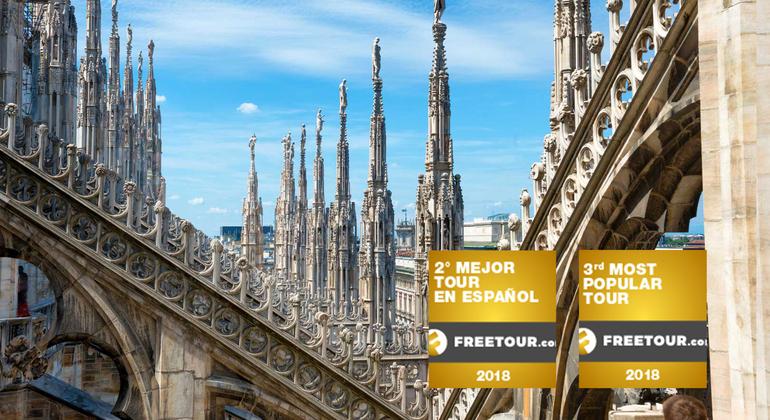 Milán que Sorprende Free Tour Provided by Puente Tours