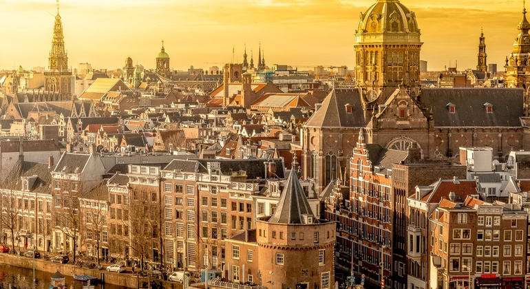 Free Walking Tour of Amsterdam Netherlands — #3
