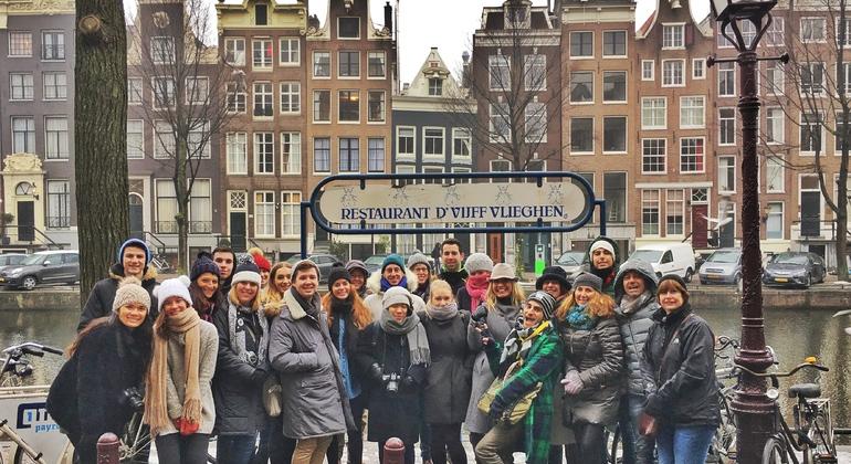 Free Walking Tour of Amsterdam Netherlands — #4
