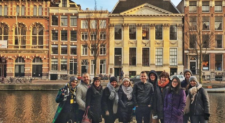 Free Walking Tour of Amsterdam Netherlands — #5