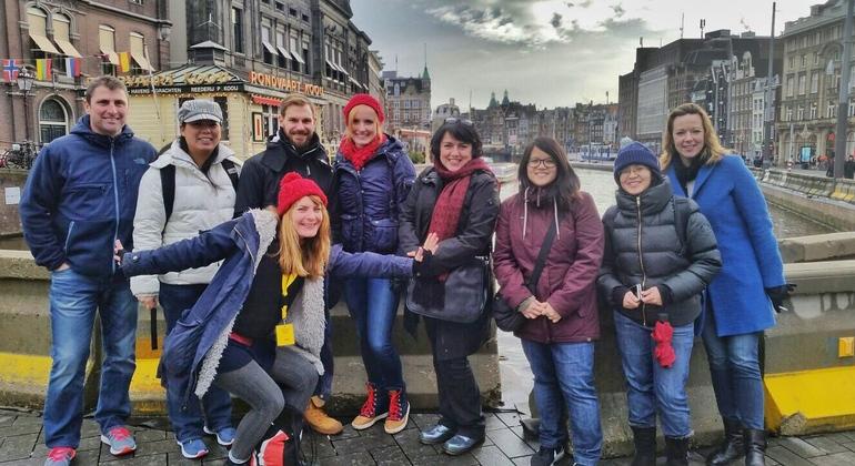 Free Walking Tour of Amsterdam Netherlands — #2