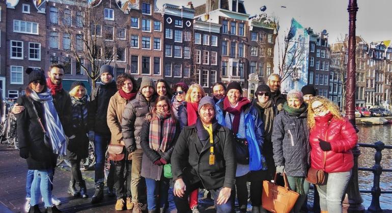 Free Walking Tour of Amsterdam Netherlands — #6