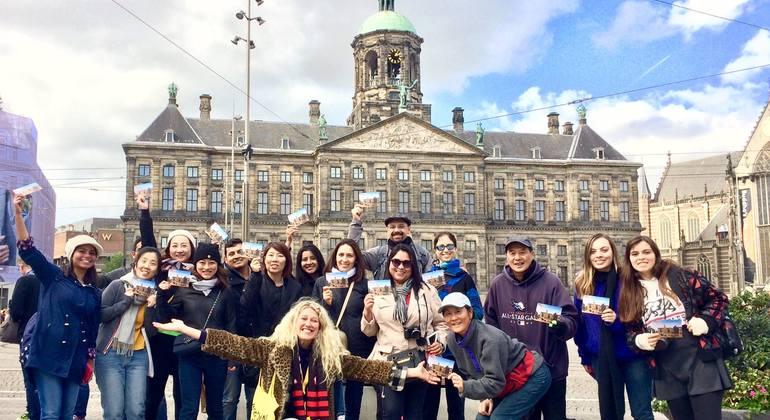 Free Walking Tour of Amsterdam Netherlands — #7