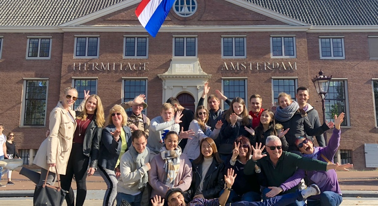 Free Walking Tour of Amsterdam Netherlands — #8