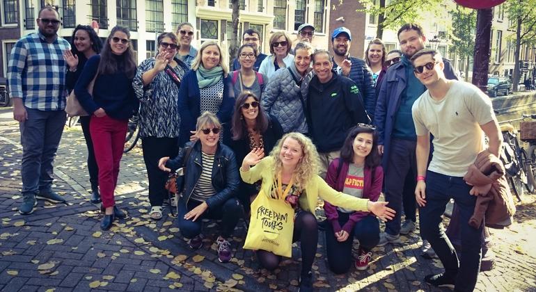 Free Walking Tour of Amsterdam Netherlands — #9