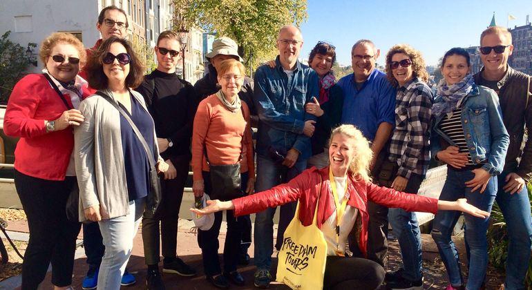 Free Walking Tour of Amsterdam Netherlands — #10