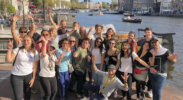 Free Walking Tour of Amsterdam Netherlands — #12