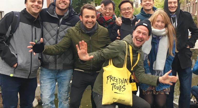 Free Walking Tour of Amsterdam Netherlands — #13