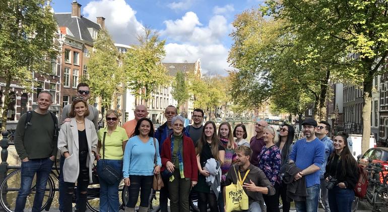 Free Walking Tour of Amsterdam Netherlands — #14
