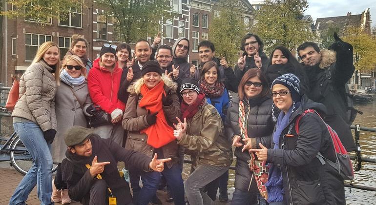 Free Walking Tour of Amsterdam Netherlands — #16
