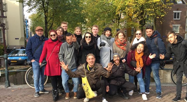 Free Walking Tour of Amsterdam Netherlands — #17