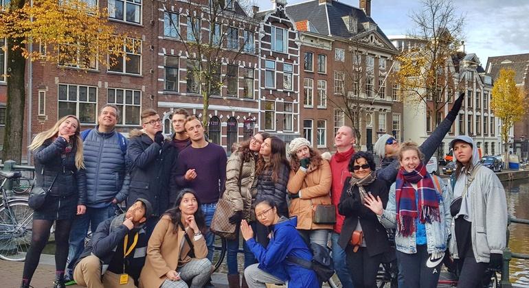 Free Walking Tour of Amsterdam Netherlands — #18