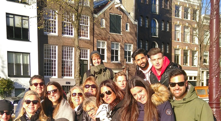 Free Walking Tour of Amsterdam Netherlands — #19