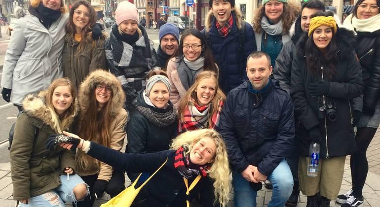 Free Walking Tour of Amsterdam Netherlands — #21