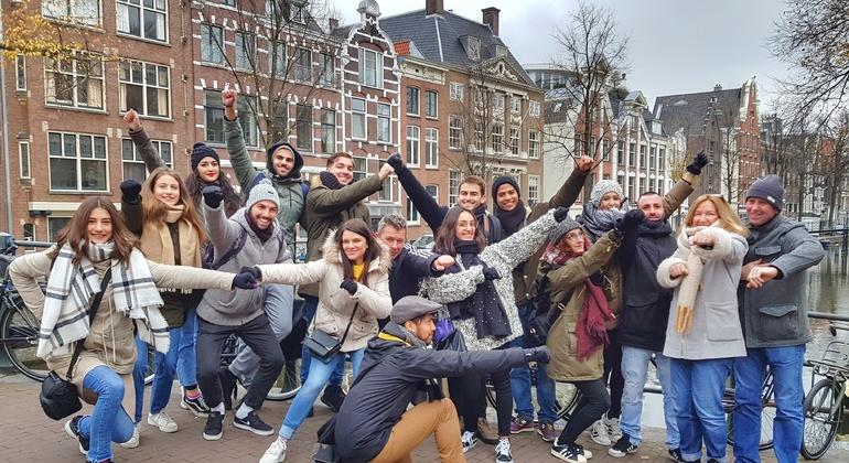 Free Walking Tour of Amsterdam Netherlands — #22