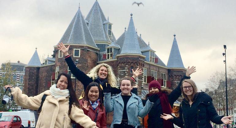 Free Walking Tour of Amsterdam Netherlands — #23
