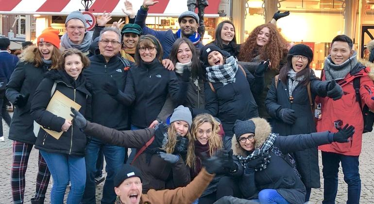 Free Walking Tour of Amsterdam Netherlands — #25