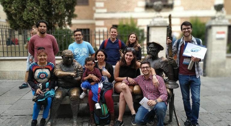 free tour en alcala de henares