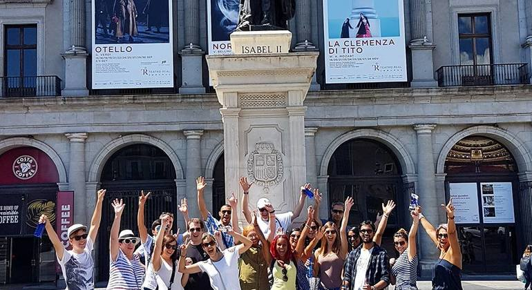 Free Tour Millennial Madrid - Los Austrias, Historical Center Spain — #14