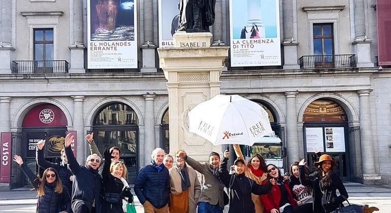 Free Tour Millennial Madrid - Los Austrias, Historical Center Spain — #17