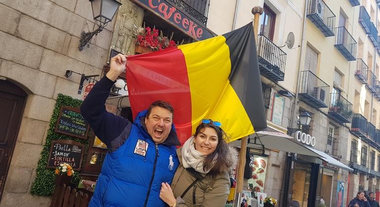 Free Tour Millennial Madrid - Los Austrias, Historical Center Spain — #35