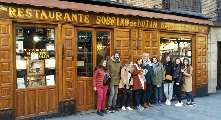 Free Tour Millennial Madrid - Los Austrias, Historical Center Spain — #42