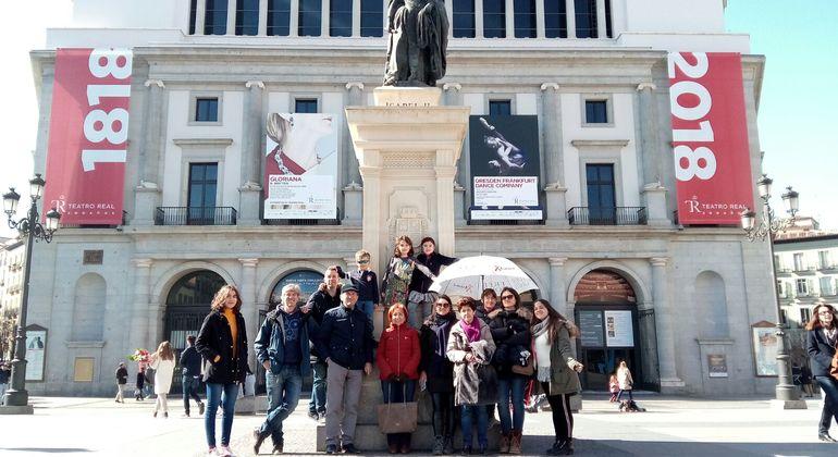 Free Tour Millennial Madrid - Los Austrias, Historical Center Spain — #43