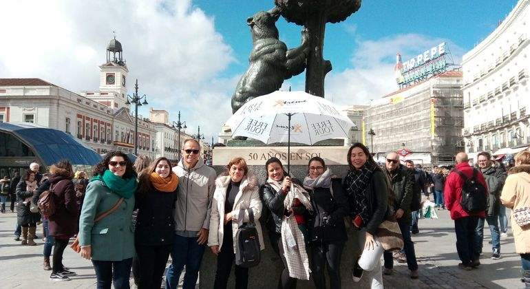 Free Tour Millennial Madrid - Los Austrias, Historical Center Spain — #44