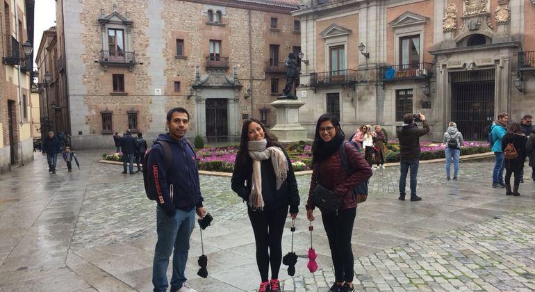 Free Tour Millennial Madrid - Los Austrias, Historical Center Spain — #46