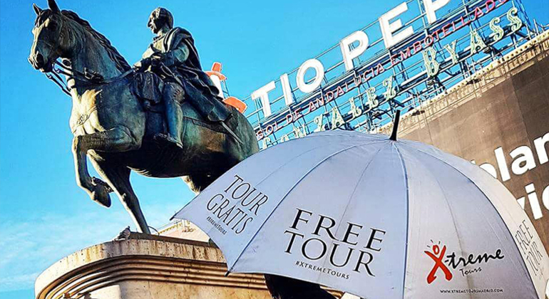 Free Tour Millennial Madrid - Los Austrias, Historical Center Provided by Xtreme Tours Madrid