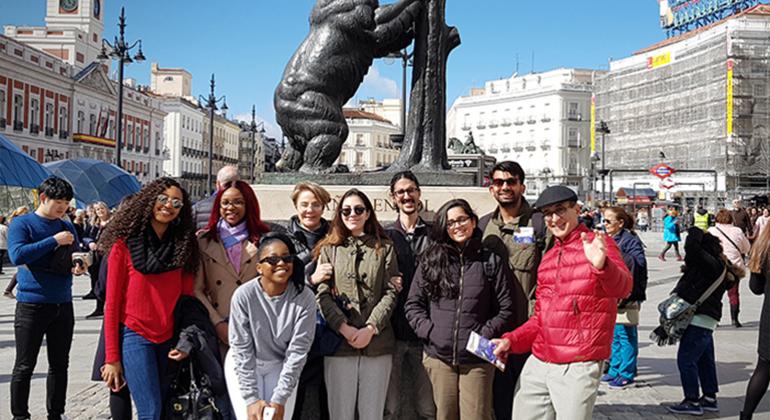 Free Tour Millennial Madrid - Los Austrias, Historical Center Spain — #49