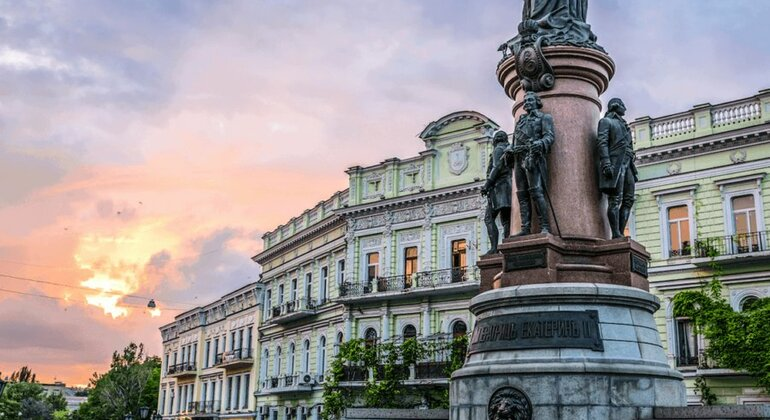 Tour Odesa in Spanish Provided by Alona