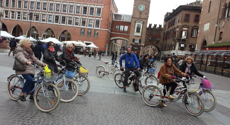 Historic Bike Tour of Ferrara Italy — #1