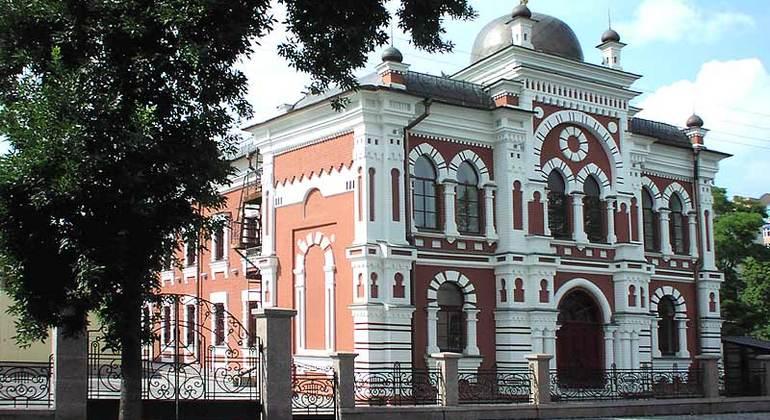 Jewish Kiev Walking Tour Provided by Kiev Free Walking Tours
