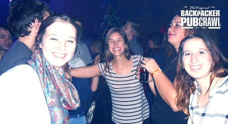 Pub Crawl Berlin Germany — #7