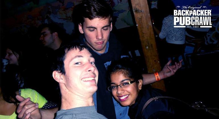 Pub Crawl Berlin Germany — #10