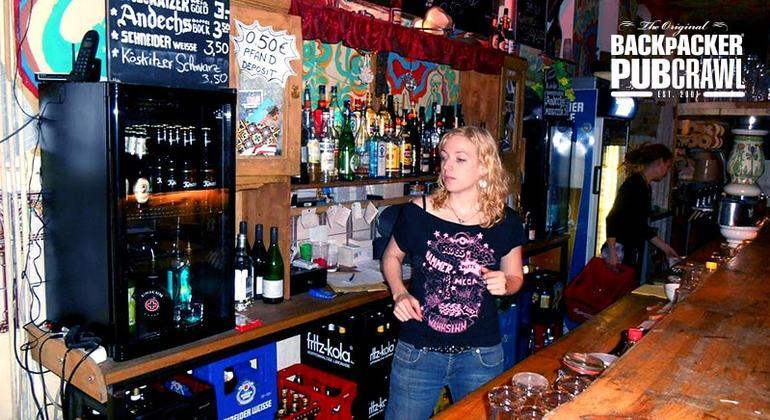 Pub Crawl Berlin Germany — #12