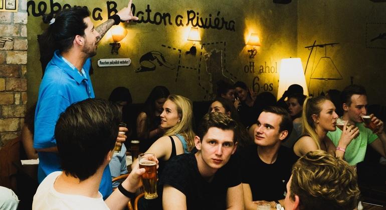 Generation Pub Crawl Berlin Germany — #7