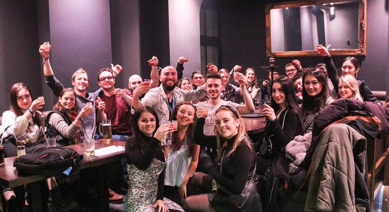 Generation Pub Crawl Berlin Germany — #2