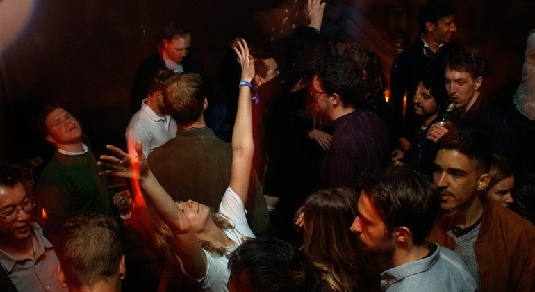 Generation Pub Crawl Berlin Germany — #9