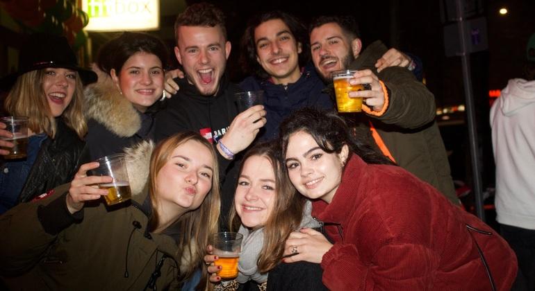 Generation Pub Crawl Berlin Germany — #8