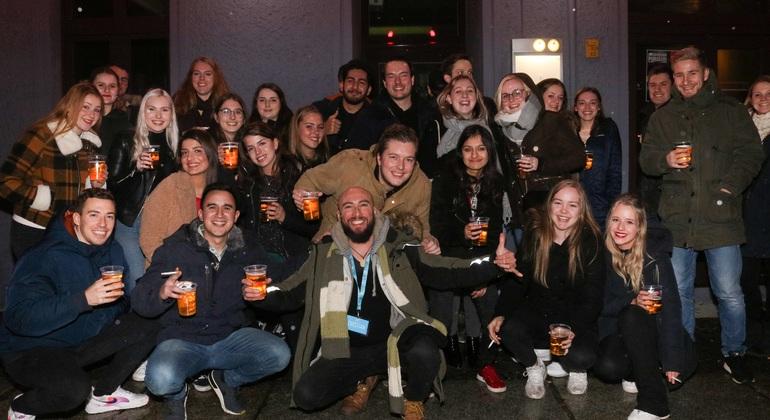 Generation Pub Crawl Berlin Germany — #12