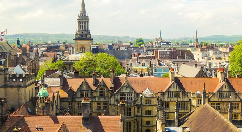 Tour sobre Morse, Lewis y Endeavour en Oxford Operado por Walking Tours of Oxford