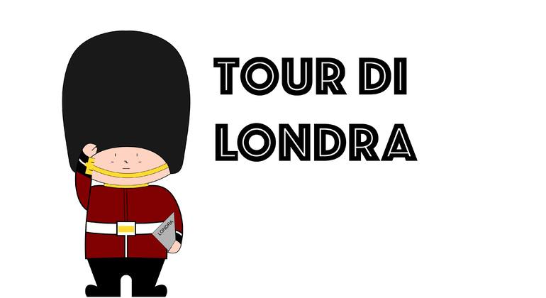 Free London Tour in Italian Provided by Lorenzo Iacomelli